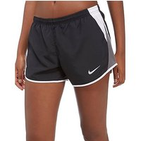 Nike Dry 10K Shorts - Black/White - Womens