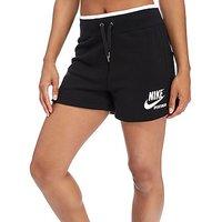 Nike Archive Shorts - Black/White - Womens