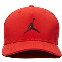 Jordan Air Baseball Cap - Red - Mens