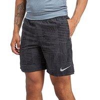 Nike Challenger 7 Performance Shorts - Grey - Mens