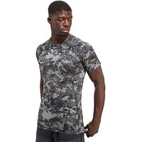 Nike Pro Hypercool T-Shirt - Grey Camouflage - Mens