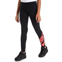 Nike Dry Corp Tights Girls - Black - Kids