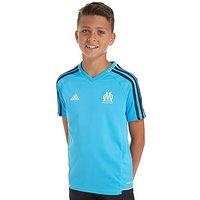 adidas Olympique Marseille Training Shirt Junior - Blue - Kids