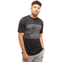 Nike Air T-Shirt - Black - Mens