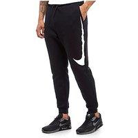 Nike Hybrid Fleece Pant - Black - Mens