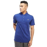 Lacoste Alligator Polo Shirt - Blue - Mens