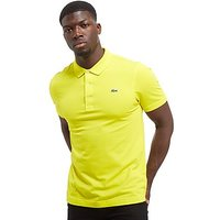 Lacoste Alligator Polo Shirt - Soda Yellow - Mens