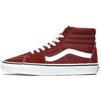 Vans Sk8-Hi - Mid Brown/White - Mens