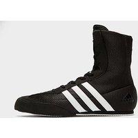 adidas Box Hog Boxing Boots - Black/White - Mens