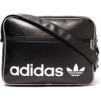 adidas Originals Airliner Bag - Black/White - Mens
