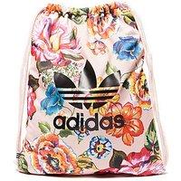 adidas Originals Farm Floralita Gymsack - White - Womens