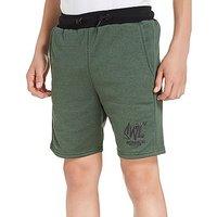 Sonneti Compounder Shorts Junior - Green - Kids