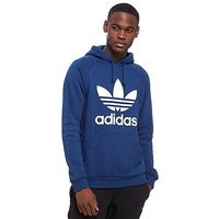 adidas Originals Trefoil Hoody - Blue/White - Mens