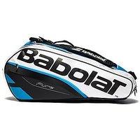 Babolat Pure Areo Tennis Racket Holder - Blue/Black/White - Mens