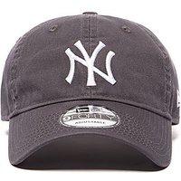 New Era MLB New York Yankees 9FORTY Cap - Dark Grey - Mens
