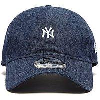 New Era 9forty New York Yankees baseball cap - Navy - Mens