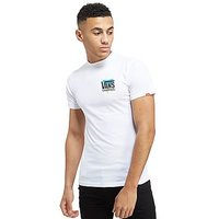 Vans Retro Triangle T-Shirt - White - Mens