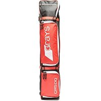 Grays GR600 Hockey Stick Bag - Red/Black - Mens