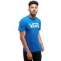 Vans Classic Flying T-Shirt - Blue - Mens