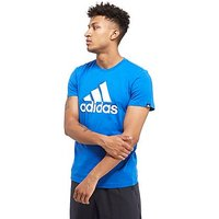adidas Performance Shadow T-Shirt - Blue - Mens