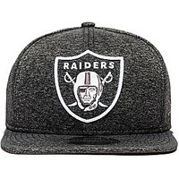 New Era Raid Tech Jersey 9Fifty Snapback Cap - Graphite - Mens