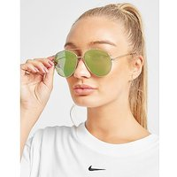Brookhaven Ashley Gold Aviator Sunglasses - Gold - Mens