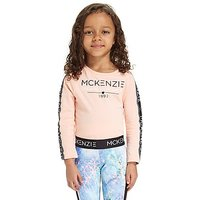 McKenzie Girls Misty Long Sleeve Top Children - Pink - Kids