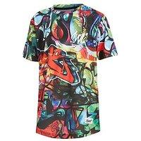 Sonneti Graffiti T-shirt - Multi Coloured - Kids