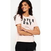 Superdry Amour Graphic T-shirt