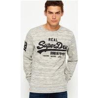 Superdry Vintage Logo Crew Neck Sweatshirt