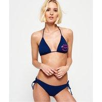 Superdry Summer Triangle Bikini Top