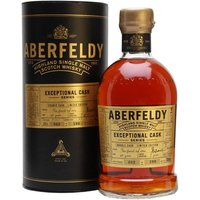 70cl / 52.8% / Distillery Bottling - Bottled for the London Road Series, this is a marriage of two casks of 1996 vintage Aberfeldy. Finished in casks which used to hold the famous Ch�teauneuf du Pape wine, this is a delicate balance between chocolatey, fruity and spicy notes.
