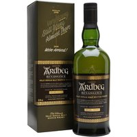 70cl / 55.9% / Distillery Bottling - Ardbeg Renaissance is the end of the series that began with the 'Very Young' 6yo which now changes hands for silly money on eBay.  This is the first 10-year old Ardbeg that is entirely comprised of spirit produced after Glenmorangie's takeover of the distillery in 1997.  A fitting end to the series.