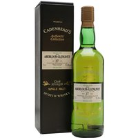 70cl / 55.2% / Cadenhead's - An old Cadenhead's bottling of Aberlour 1963.  This cask-strength expression was bottled in 1991.