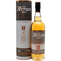 70cl / 52.4% / Distillery Bottling - The sixth batch of Arran's 12-year-old cask strength is a combination of first-fill sherry butts, refill sherry hogsheads and first-fill bourbon barrels. Spicy and vanilla-led with the kick that cask-strength whisky gives.