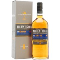 70cl / 43% / Distillery Bottling - After maturation in 100% American oak casks, this Auchentoshan 18 years is a significant step up in quality and complexity from the Classic and 12 yrs expressions.