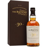 70cl / 47.3% / Distillery Bottling - A highly thought of 30 year old from Balvenie that netted a Gold Medal at the 2010 International Spirits Challenge and a 90 points from Serge Valentin on Whisky fun.