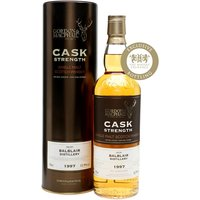70cl / 52.9% / Gordon & MacPhail - An exclusive 18-year-old cask of Balblair aged in a single refill bourbon barrel. This is a sweet and creamy whisky with notes of green apple, spiced oranges and roasted almond.