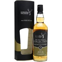 70cl / 43% / Gordon & MacPhail - This is a 21-year-old vintage Balblair released by independent bottler Gordon & MacPhail as part of the MacPhail's Collection.  Previous releases from this distillery by the  specialists in long-matured whisky have been excellent.