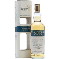 70cl / 46% / Gordon & MacPhail - A 1997 vintage Benriach from independent bottler Gordon & MacPhail as part of the Connoisseurs Choice series. Aged in refill sherry casks for around 15 years before bottling in 2012.