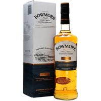 70cl / 40% / Distillery Bottling - The new presentation of an old Bowmore favourite, the no-age-statement Legend.