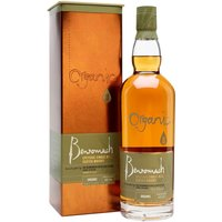 70cl / 43% / Distillery Bottling - The 2017 bottling of Benromach's 2010-vintage organic whisky has been aged in virgin oak. The first organic single malt when originally launched in 2006, this year's is rich, fruity and spicy.