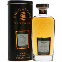 70cl / 48.5% / Signatory - A single-cask of 21-year-old Benrinnes bottled by Signatory as part of the Cask Strength Collection. Distilled on 6 June 1995, matured in a hogshead and bottled on 19 October 2016.