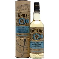 70cl / 46% / Douglas Laing - A single-cask 2007 Bunnahabhain from Douglas Laing as part of the Provenance range of whiskies. Only nine years old but full of flavour with notes of stewed blueberries and maple syrup.