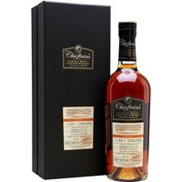 70cl / 56.8% / Ian Macleod - This 22-year-old whisky was distilled in June 1995 at Caperdonich, which closed in 2002. Aged in a single hogshead, this was bottled by Ian Macleod in June 2017 as part of the Chieftain's series.