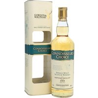 70cl / 46% / Gordon & MacPhail - A 2004 vintage whisky from Dufftown, the town said to be built on seven stills. Aged for around a decade, this was bottled by Gordon & MacPhail for the Connoisseurs Choice series in 2014. Whiskies from this distillery are known for their fruitiness.