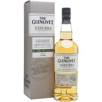 70cl / 60.4% / Distillery Bottling - The introductory entry of Glenlivet's Nadurra range, First Fill Selection is matured entirely in first-fill American white oak casks. A sumptuous mix of tropical- and citrus-fruit flavours.