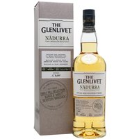 70cl / 59.6% / Distillery Bottling - The introductory entry of Glenlivet's Nadurra range, First Fill Selection is matured entirely in first-fill American white oak casks. A sumptuous mix of tropical- and citrus-fruit flavours.