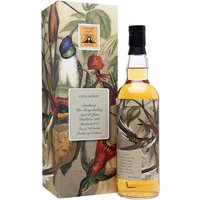 70cl / 45.1% / Antique Lions of Spirits - Released by Italian-bottler Antique Lions of Spirits, this 28-year-old whisky comes from the underrated Glen Moray distillery. Distilled in 1988 and limited to 216 bottles, this is very fruity � the distillery's house style.