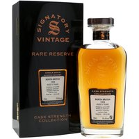 70cl / 55.6% / Signatory - Long-aged grain whiskies continue to offer superb value for money. Where else can you try a 50-year-old whisky distilled in the 1950s for this price? Distilled on 21 December 1959 and aged in a refill butt, this is a fruity and spicy single grain.
